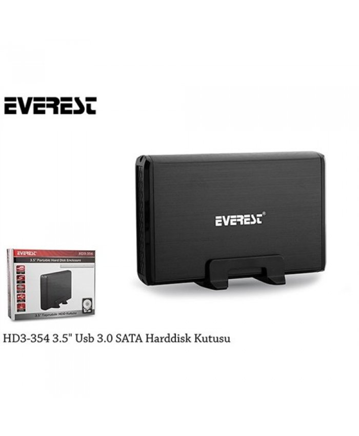 EVEREST HD3-354 3.5