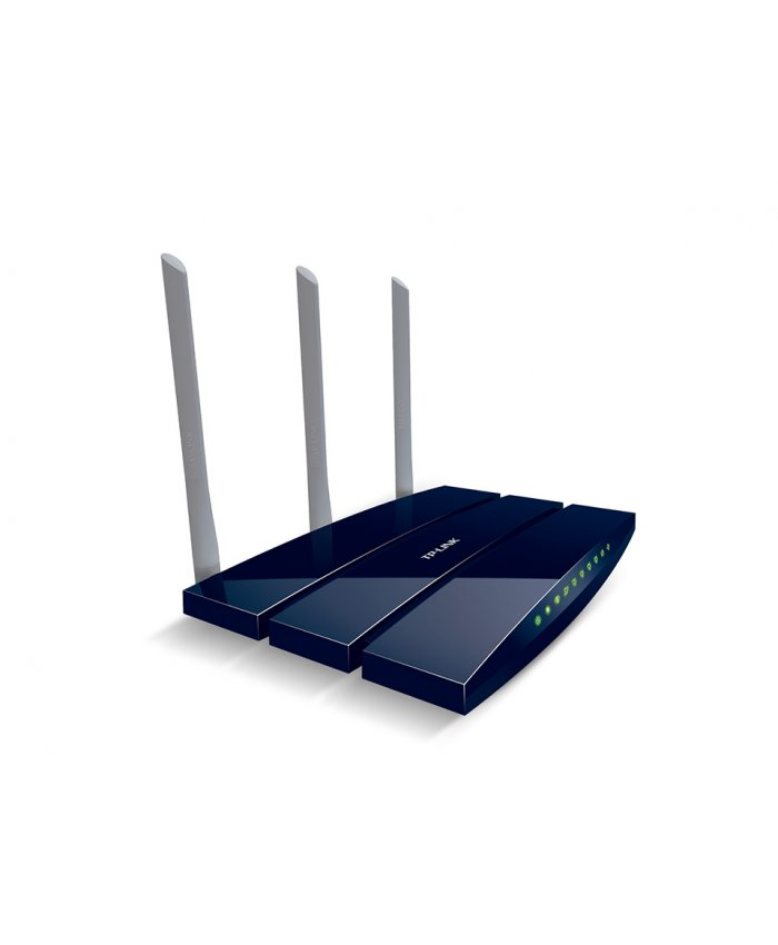 TP-LINK TL-WR1043ND 300Mbps GİGABİT ROUTER